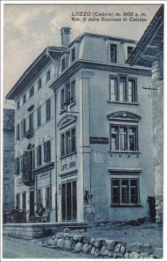 Hotel Cadore Con Centro Benebere