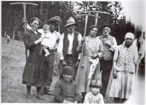 famiglia antica